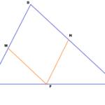 Помогите решить задачу по геометрии.