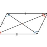 Задачи по геометрии параллелограмм.