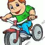 Велосипедист потратил 30 минут на устранение
